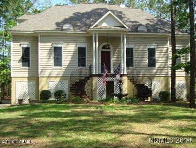 Merritt Single Family Home For Sale: 566 Quail Road