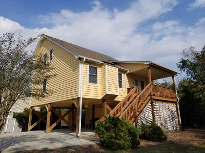 Emerald Isle Single Family Home For Sale: 120 Doe Drive