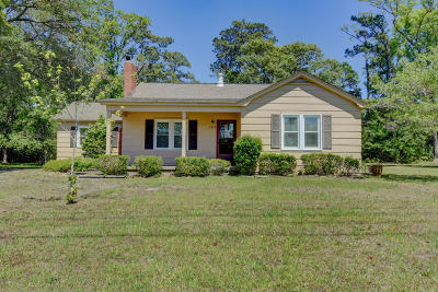 Shallotte Single Family Home Active Contingent: 1317 Brick Landing Road SW