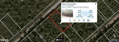 Boiling Spring Lakes Residential Lots & Land For Sale: 278 Persimmon Road