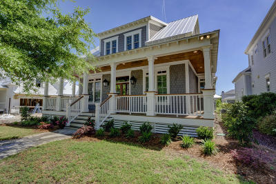 Wilmington Single Family Home For Sale: 5320 Orton Point Road
