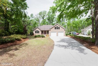 Olde Point, Olde Point Villas Single Family Home For Sale: 107 Ridge Road