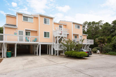 Kure Beach Condo/Townhouse For Sale: 2403 Surfrider Circle #2403