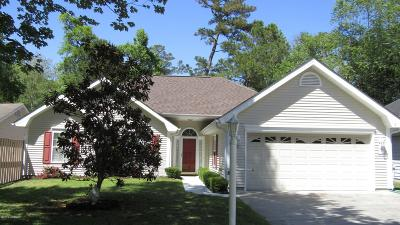 Carolina Shores Single Family Home For Sale: 3 Court 6 Northwest Drive