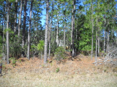 Boiling Spring Lakes Residential Lots & Land For Sale: 511 Pepperhill Road