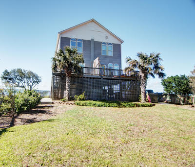 Emerald Isle Condo/Townhouse For Sale: 207 Park Drive #W