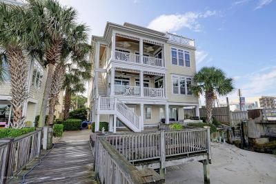 Wrightsville Beach Condo/Townhouse For Sale: 20 Channel Avenue #A