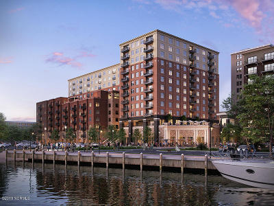 Wilmington Condo/Townhouse For Sale: 240 N Water Street #Unit 135