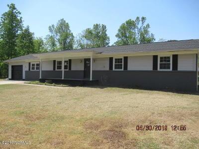 Jacksonville Single Family Home For Sale: 34 Chapman Court