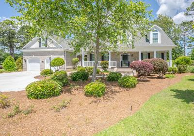 Ocean Isle Beach Single Family Home For Sale: 6610 Queensbury Place SW