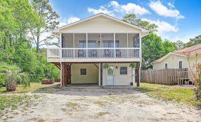 Oak Island Single Family Home For Sale: 112 NW 5th Street