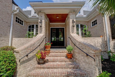 Wilmington Single Family Home For Sale: 1717 S Moorings Drive