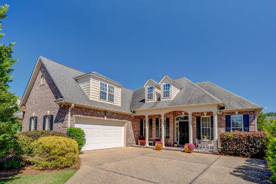 Leland Single Family Home For Sale: 1015 Fanning Court