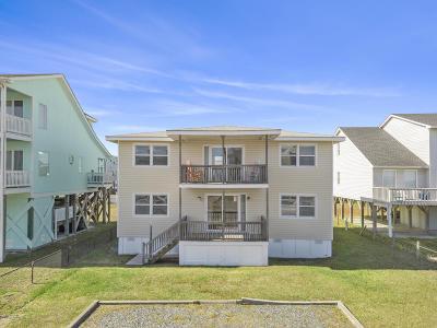 Holden Beach Single Family Home For Sale: 151 Ocean Boulevard E