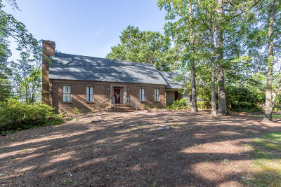 Jacksonville Single Family Home For Sale: 111 Brookview Drive