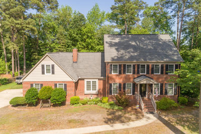 Greenville Single Family Home For Sale: 607 Queen Annes Road