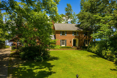 New Bern Single Family Home For Sale: 208 W Palmer Drive