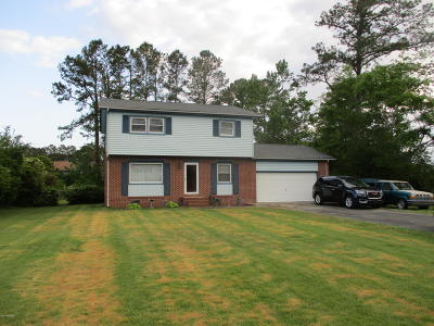 Onslow County Single Family Home For Sale: 402 Brynn Marr Road