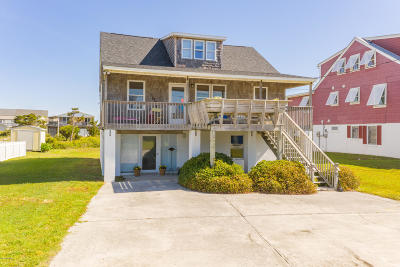 Atlantic Beach Single Family Home For Sale: 203 Club Colony Drive