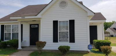 Edgecombe County Single Family Home For Sale: 1009 Centipede Drive