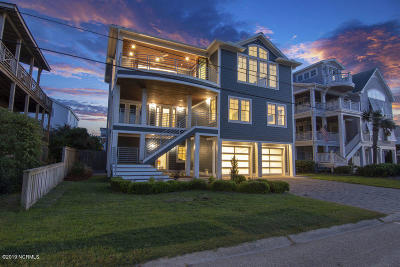 Wrightsville Beach Single Family Home For Sale: 4 Mallard Street
