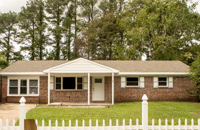Jacksonville Single Family Home For Sale: 318 Ramsey Drive