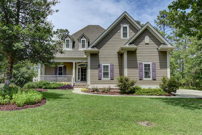 Shallotte Single Family Home For Sale: 400 River Crest Drive