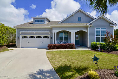 Ocean Isle Beach NC Single Family Home For Sale: $309,900