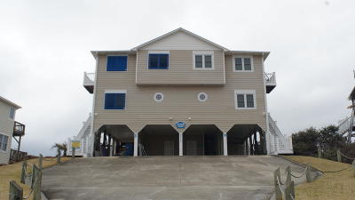 Emerald Isle Condo/Townhouse For Sale: 3111 Ocean Drive W #West