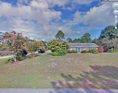Wilmington NC Single Family Home For Sale: $169,900