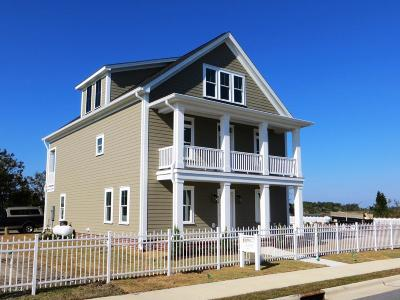 Beaufort NC Single Family Home For Sale: $650,000