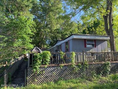 Ocean Isle Beach Manufactured Home For Sale: 6303 Earl Street SW