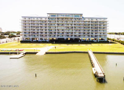 Indian Beach Condo/Townhouse For Sale: 1550 Salter Path Road #208