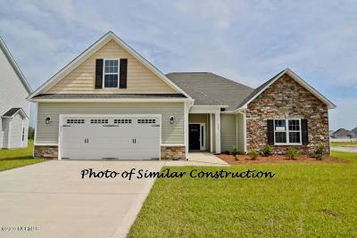 New Bern Single Family Home For Sale: 113 Sparrow Drive