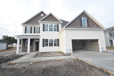 New Bern Single Family Home For Sale: 115 Sparrow Drive