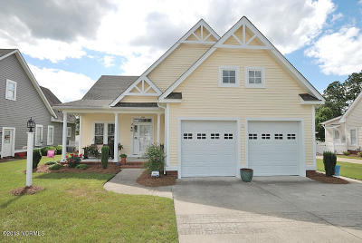 Rocky Mount Single Family Home For Sale: 1004 Garden Gate Drive
