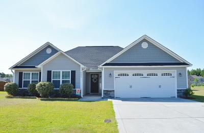 Winterville Single Family Home For Sale: 2845 Mockingbird Lane