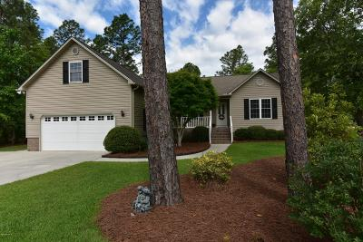 New Bern Single Family Home For Sale: 5610 Barbary Coast Drive
