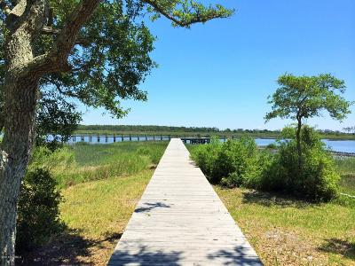 Morehead City Residential Lots & Land For Sale: 1303 Barnacle Lane