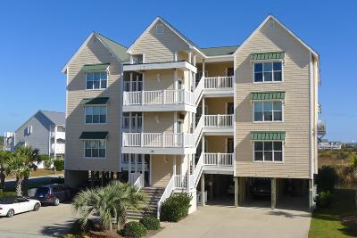 Ocean Isle Beach Condo/Townhouse For Sale: 126 Via Old Sound Boulevard #A