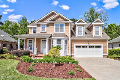 Wilmington Single Family Home For Sale: 629 Blue Point Drive