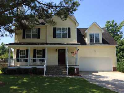 Holly Ridge, Sneads Ferry, Surf City, Topsail Beach Rental For Rent: 231 Derby Downs Drive