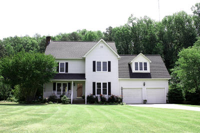Winterville Single Family Home For Sale: 107 Lady Di Drive