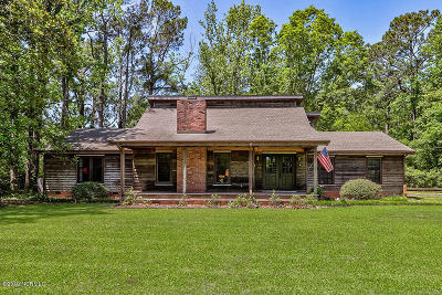Wilmington Single Family Home For Sale: 718 Edgewater Club Road
