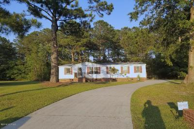 Carolina Shores Manufactured Home For Sale: 1072 Swan Court SW