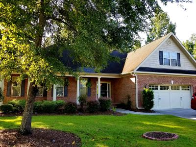 New Hanover County Single Family Home For Sale: 8702 Ramsbury Way