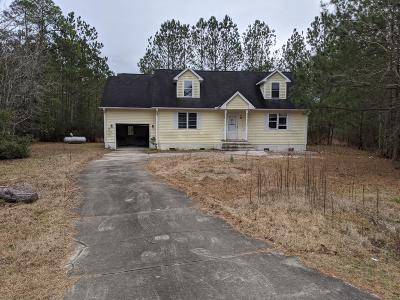 New Bern NC Single Family Home For Sale: $90,000