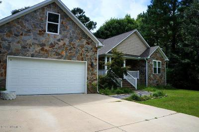 New Bern Rental For Rent: 112 Starboard Drive