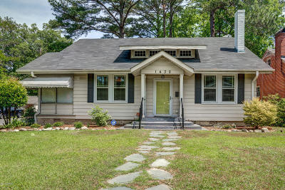 Nash County Single Family Home For Sale: 1430 Beal Street
