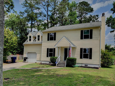 Havelock Single Family Home For Sale: 119 Stonebridge Trail